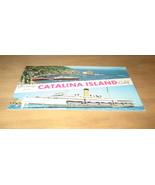 Vintage Catalina Island & S.S. Catalina Boat Postcard - $9.99