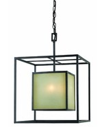 World Imports 4115-55 Hilden Collection 4-Light Hanging Pendant, Aged Br... - $143.55