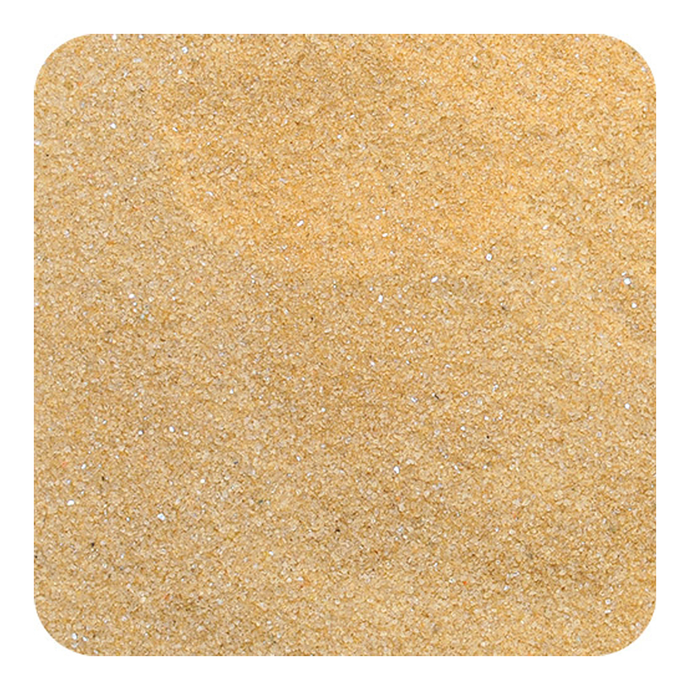 Primary image for Sandtastik Classic Colored Non-Toxic Play Sand 2 lb (909 g) Bag - Tan