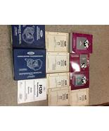 1997 Ford Mustang Gt Cobra Service Shop Manual Set W EVTM Transmission B... - $237.55