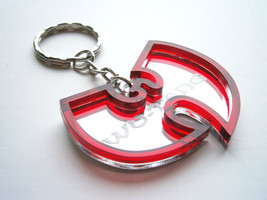 Wu Tang  Keychain - Laser Cut  Unique Design By... - $17.95
