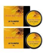 2 POTS New Zealand Active Bee Venom Lip Plumper - Best Lip Plumper Balm ... - $49.95