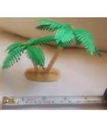 "4"" Beach  Palm Tree Aquarium Ornament Fish Tank Decoration Toy  pre-owne... - $8.56"