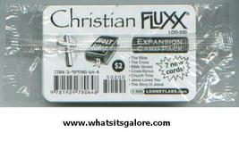 FLUXX CARD GAME expansion pack CHRISTIAN - $6.00