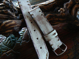 Leather watch strap, women leather watch, strap mens, watch strap vintage - $34.12