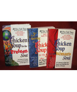 Chicken Soup Preteen Soul Woman Jack Canfield Hansen Encourage Stories D... - $9.88