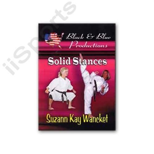 Primary image for Martial Arts Top Kata Tips Leg Strengthening DVD Suzanne Kay Wancket karate new