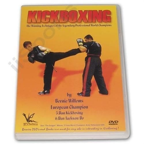 Primary image for Karate Kickboxing Training DVD European Champion Bernie Williams full contact FS