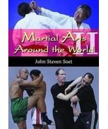 Martial Arts Around World #2 Book John Soet grappling jiu jitsu nhb mma ... - $14.96
