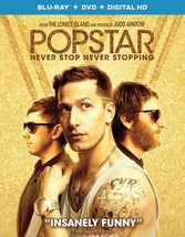 Popstar-Never Stop Never Stopping (Blu Ray/DVD W/Digital Hd)