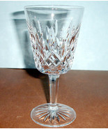 Waterford Crystal Lismore Footed Goblet 8 oz. #6003180200 New in Box - $54.90