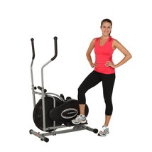 Elliptical Exercise Trainer Indoor Fitness Cardio Workout Running Gym Eq... - $169.95