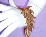 Leaf bracelet gold thumb155 crop