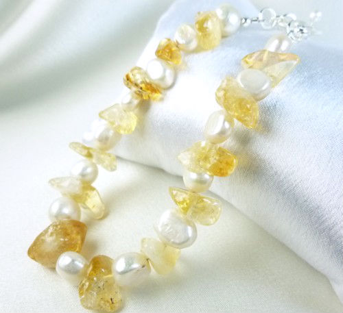 Citrine_gemstone_nugget_white_freshwater_pearl_bracelet_yellow_8_inch_ccdce511_893366_1_