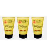 3~ The Naked Bee HAND REPAIR CREAM Orange Blossom Honey Made in USA 3.25... - $35.99
