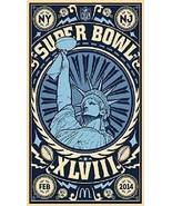 Super Bowl 2014 - East Rutherford, N.J. Magnet - $5.99