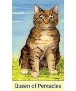 Cat's Eye Tarot Magnet #1 - $5.99