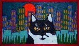 Cat Magnet #31 - $6.99