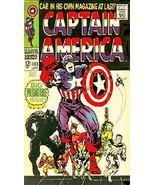 Captain America Comic Book Cover Art Magnet #1 - $4.99