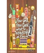 """New York, New York, """"What A Wonderful Town"""" Magnet - $5.99"""