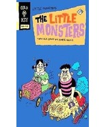 The Little Monsters Comic Book Cover Magnet #5 - $4.99