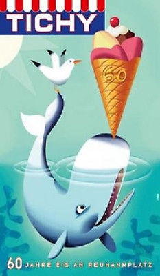 Primary image for Tichy Ice Cream Magnet #2
