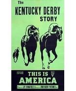 Kentucky Derby Magnet #1 - $5.99