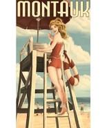 Montauk - Long Island Magnet #3 - $5.99