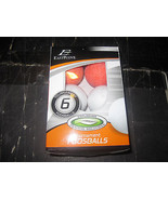 Eastpoint Tournament 6 Foosballs - $8.73
