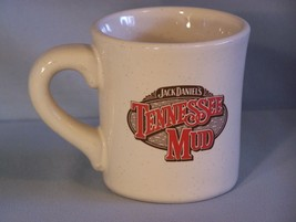 "Jack Daniel's Tennessee Mud coffee mug with Recipe approx. 3.3"" tall - $9.95"