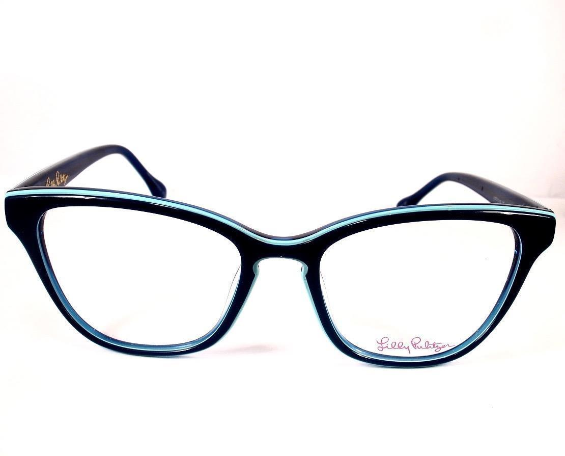 Lilly Pulitzer Eyeglasses Copeland Teal and 50 similar items