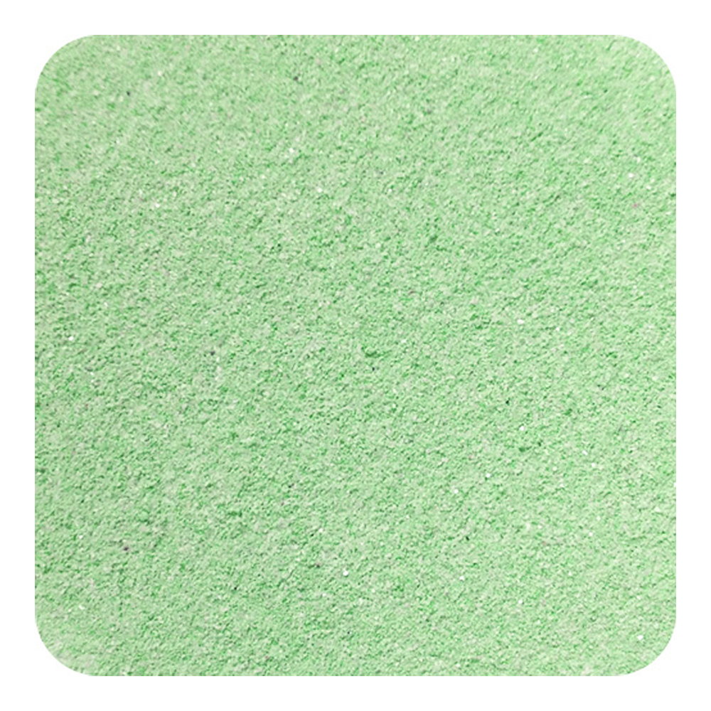 Primary image for Sandtastik Classic Colored Non-Toxic Play Sand 2 Lb (909 G) Bag - Mint