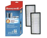 GENUINE Honeywell HEPAClean Replacement Filter C (2-Pack) HRF-C2- Open Box