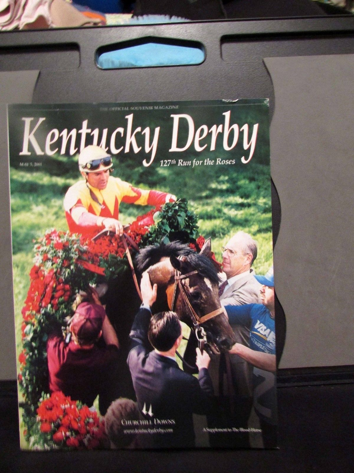 Primary image for KY DERBY Souvenir Program