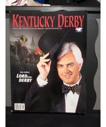 KY DERBY Souvenir Program   BOB BAFFERT - on cover - $5.00