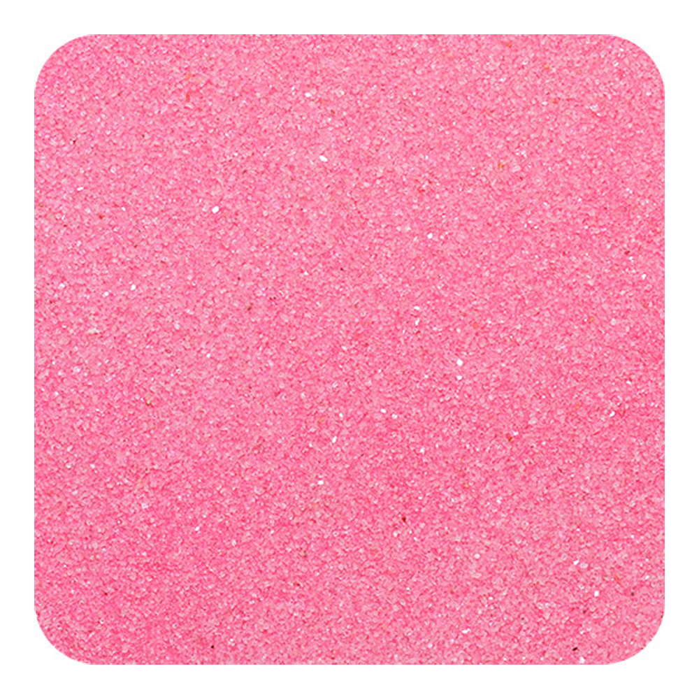 Primary image for Sandtastik Classic Colored Non-Toxic Play Sand 10 lb (4.5 kg) Box - Pink