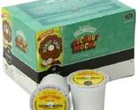 Donut Shop Coffee Coconut Mocha Keurig K Cup 12 Cup Box