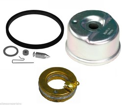 Carburetor Repair Kit Fits 631700 631021B 632019 632019A Carbs Float Bowl Needle