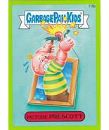 2014 Garbage Pail Kids Series 2 GREEN BORDER **PICTURE PRESCOTT** #113b - $0.99