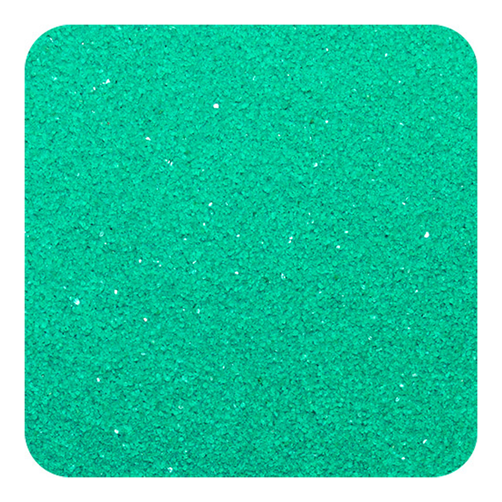 Primary image for Sandtastik Classic Colored Non-Toxic Play Sand 10 lb (4.5 kg) Box - Green