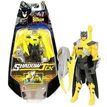 BATMAN Mattel Year 2007 The Animated ShadowTek Series 5 Inch Tall Action... - $39.99