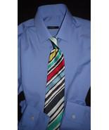 Mens dress/ business  shirt, deep blue classic , high quality great colour - $29.50