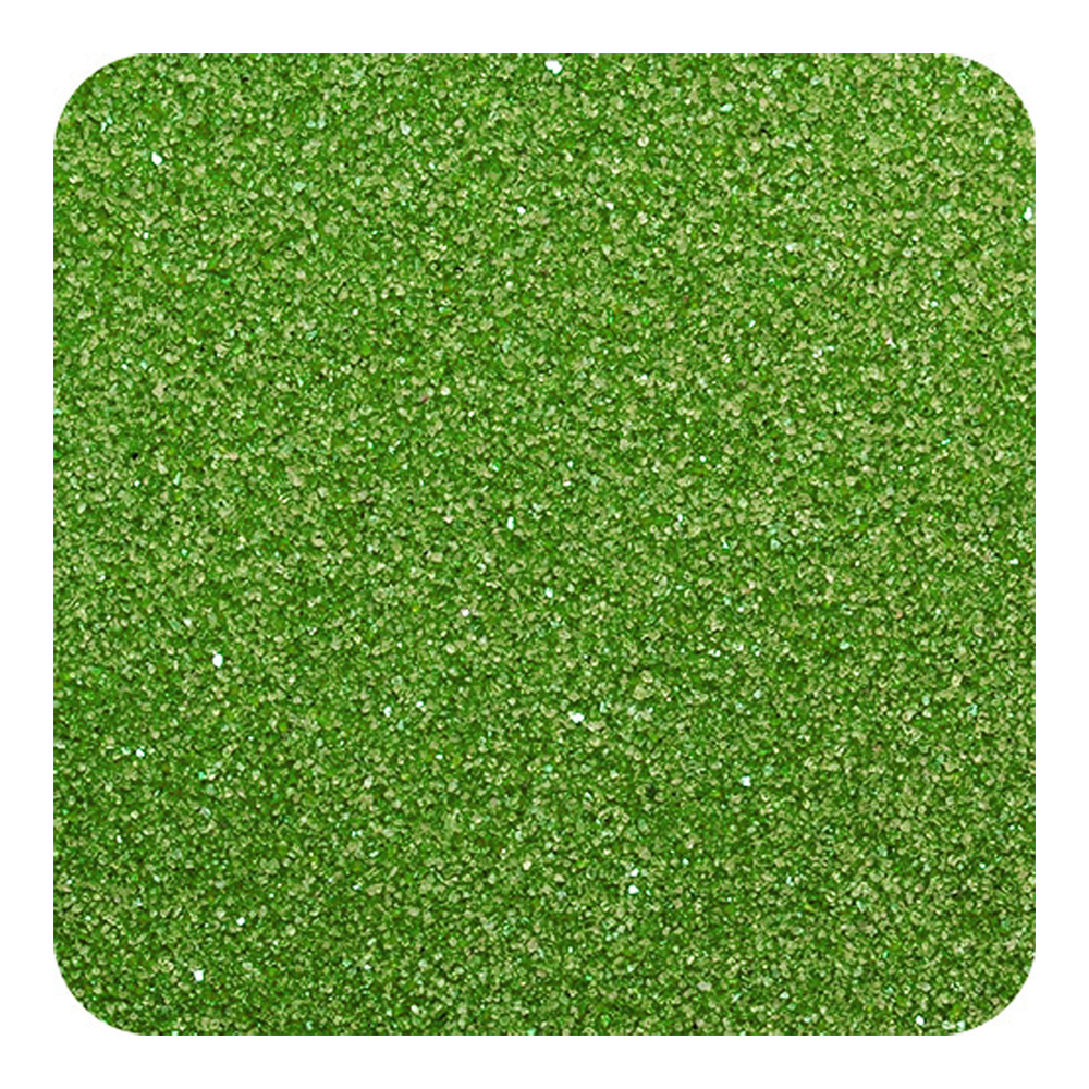 Primary image for Sandtastik Classic Colored Non-Toxic Play Sand 10 Lb (4.5 Kg) Box - Evergreen