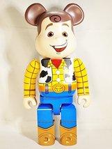 Medicom Toy Bearbrick Be@rbrick 400% Disney / PIXAR TOY STORY WOODY COWBOY [Toy] - $399.99