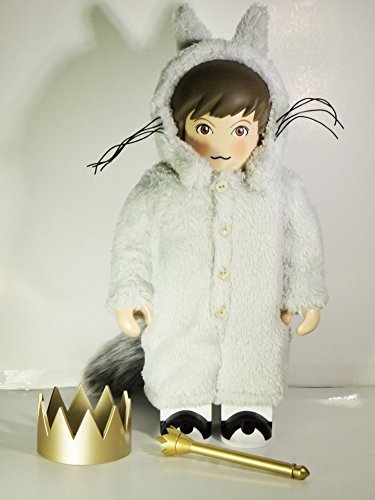 Primary image for Medicom Toy KUBRICK 400% Child Movie WHERE THE WILD THINGS ARE MAX Vinyl