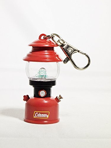Primary image for TAKARA TOMY ARTS Coleman LANTERN MUSEUM 2 Model 200A 1952 Red & Black Color L...