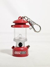 TAKARA TOMY ARTS Coleman LANTERN MUSEUM 2 Model 286A 1988 Red & Silver LED - $12.89