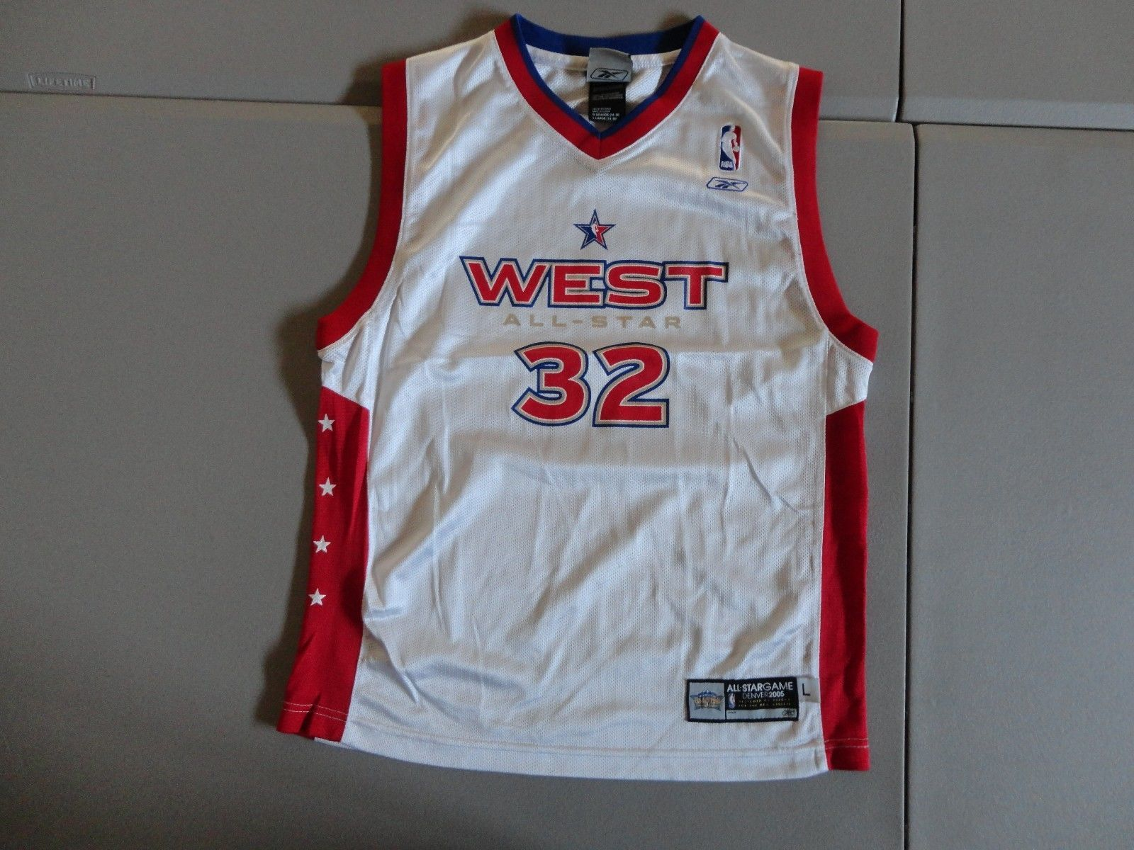 f88b22b99 White West 2005 Nba All Star Game  32 Amar e and 50 similar items