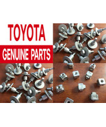 NEW OEM TOYOTA CAMRY SIENNA LEXUS AIR FILTER ELEMENT BOX COVER BOLTS SCR... - $10.00+