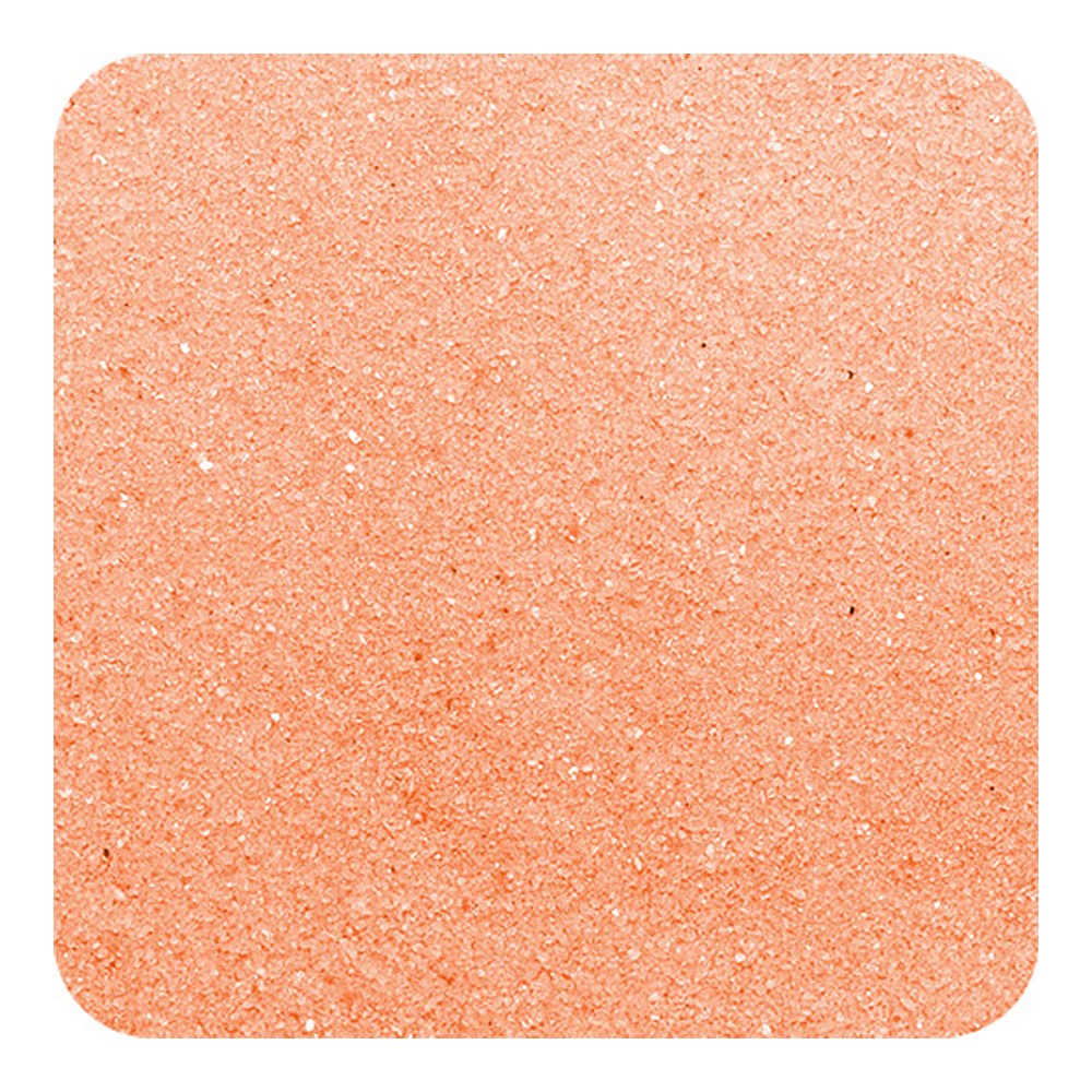 Primary image for Sandtastik Classic Colored Non-Toxic Play Sand 25 lb (11.34 kg) Box - Salmon